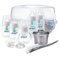 Philips Avent Anti-colic Baby Bottle with Air Free Vent Gift Set Essentials, SCD398/02ST