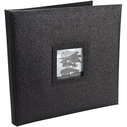 """Martha Stewart Glitter Scrapbook Album, 12"""" x 12"""""""