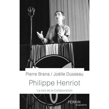 (Philippe Henriot - eBook)
