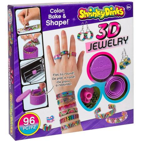 Drink Jewelry (Shrinky Dinks Bake & Shape 3D)