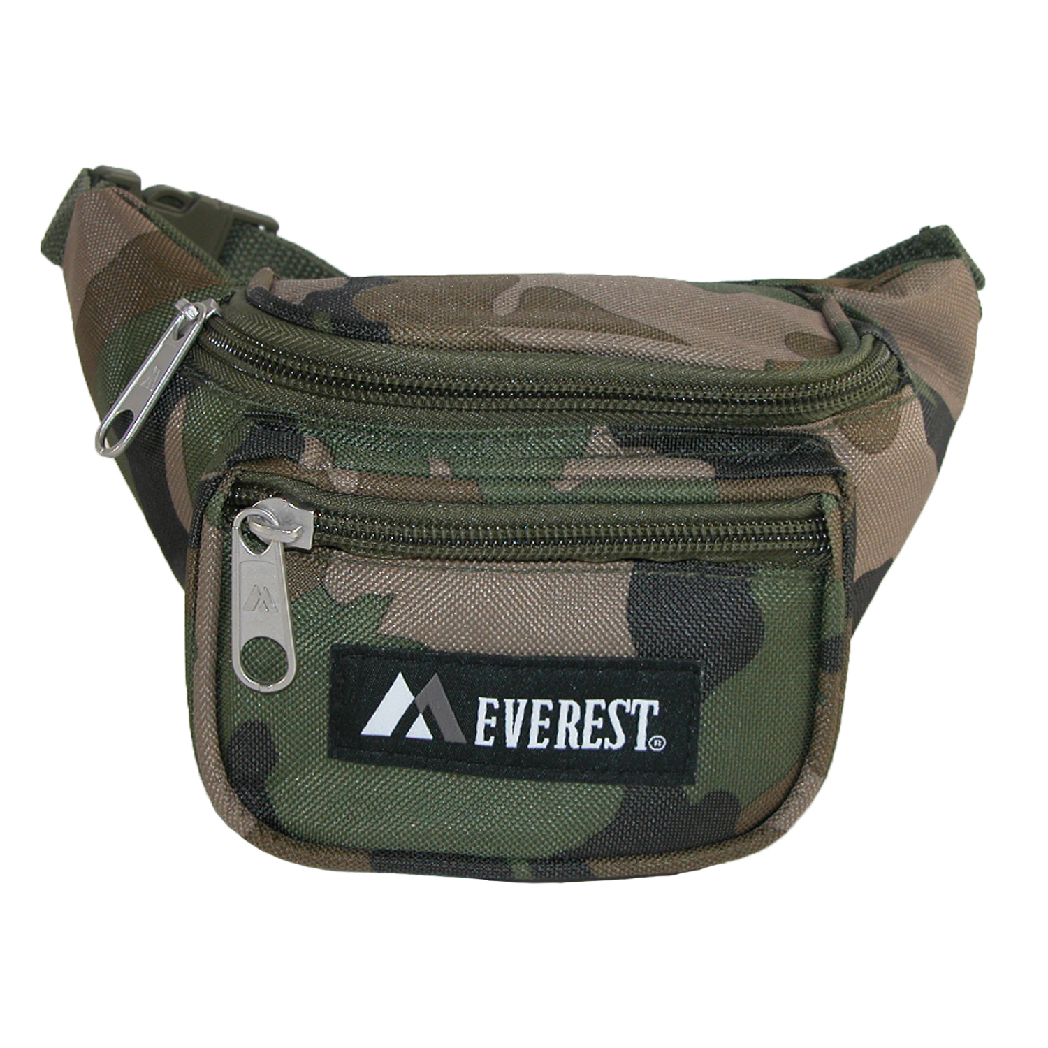 Everest  Fabric Woodland Camouflage Small Pack