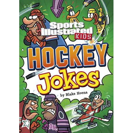 Sports Illustrated Kids Hockey Jokes 1999 Sports Illustrated Autographs