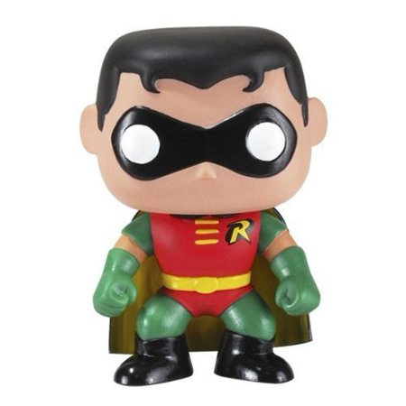 Funko Pop! DC: Robin #02