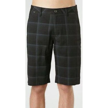 Fox Head Essex OP Casual Shorts Black Plaid Men's Size 28W 22L New - Fox Head Coupon Codes