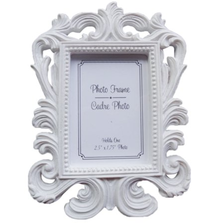 Holiday Clearance Decorative Flower Retro Photo Frame Wedding Home Decor Desktop Picture Frame
