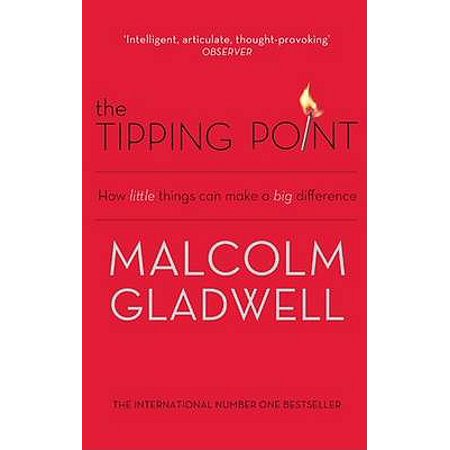 The Tipping Point: How Little Things Can Make a Big Difference - Big Maze