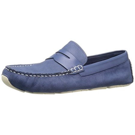 a4785b01881 Cole Haan - Cole Haan Womens Rodeo Penny Driver Leather Closed Toe Loafers  - Walmart.com