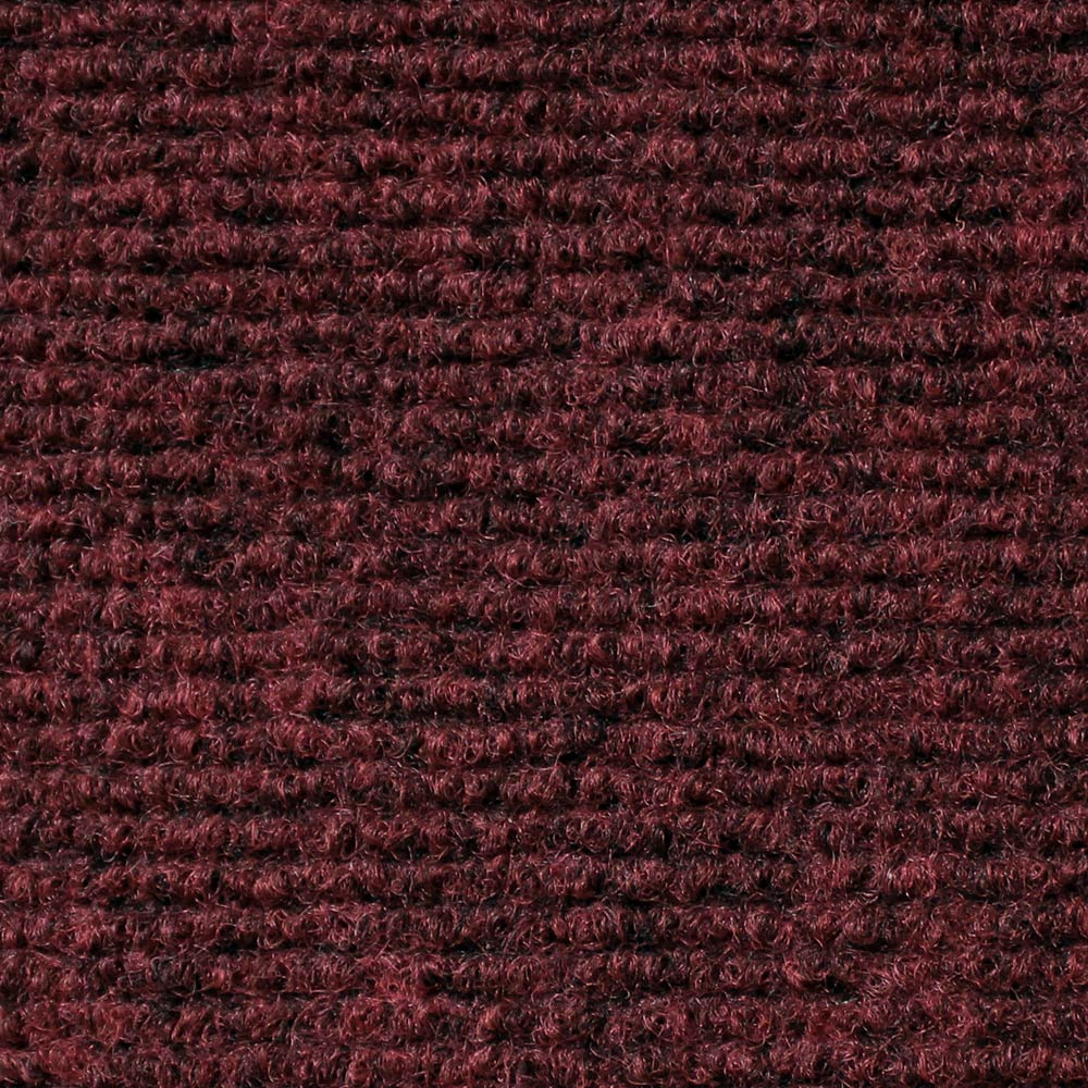 Beautiful Indoor/Outdoor Carpet With Rubber Marine Backing   Burgundy Red 6u0027 X 10u0027