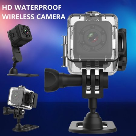HD 480/1080P Mini Camera Camcorder DVR Infrared Video Recorder Sport Digital Camera Support TF Card DV Camera