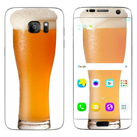 Skins Decals For Samsung Galaxy S7 Edge / Pint Of Beer, Craft Beer Mug (Edge Beer)