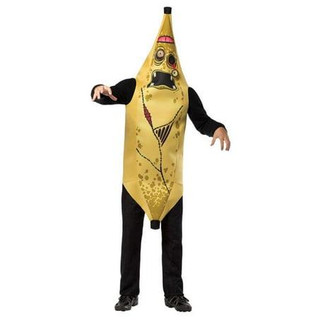 Zombie Banana Adult Halloween Costume