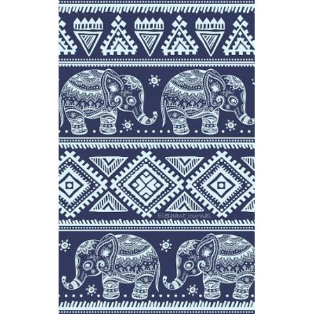 Elephant Journal : Elephant Journal: 150-Page Compact, Small Journal (Diary, Notebook) - 5 X 8 Inches