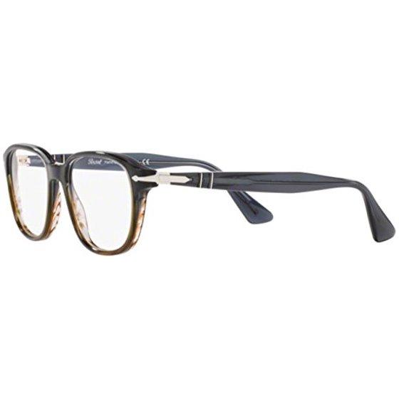 5e6372ea426f PERSOL Eyeglasses PO3145V 1012 Grey Gradient Green 51MM - Walmart.com