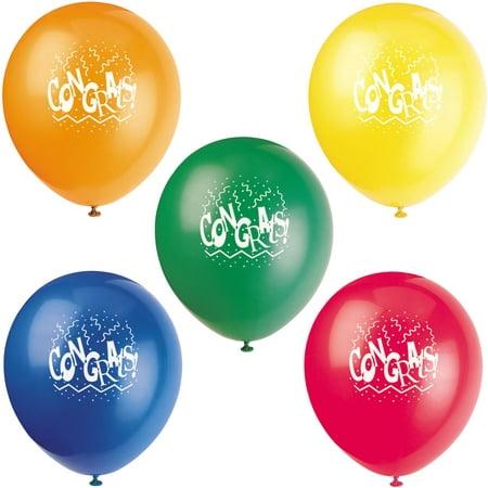 Congrats Balloon (12