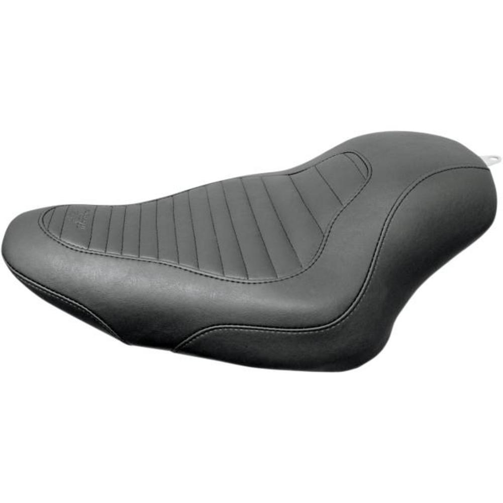 Mustang Tripper Tuck and Roll Solo Seat 76954