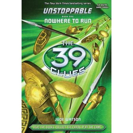 The 39 Clues: Unstoppable: Nowhere to Run - eBook (No Where To C)