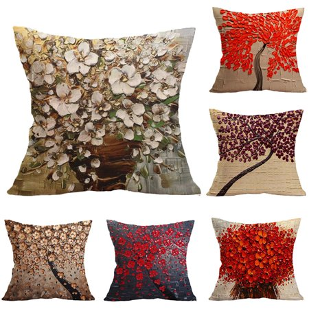 Meigar Decorative Throw Pillow Covers Clearance 18x18
