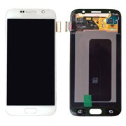 Front LCD Assembly for Samsung Galaxy S6 White