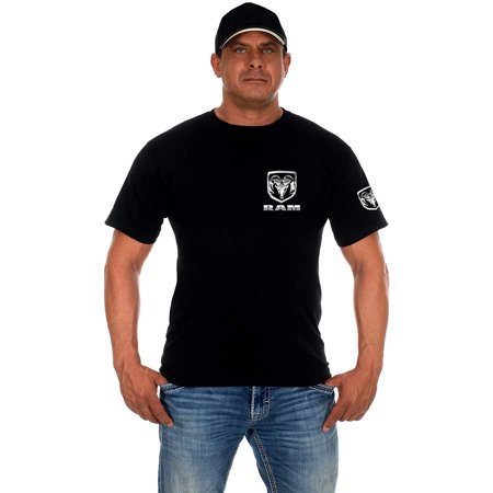 Mens Dodge RAM T-Shirt (Magnum Dodge Skirt)