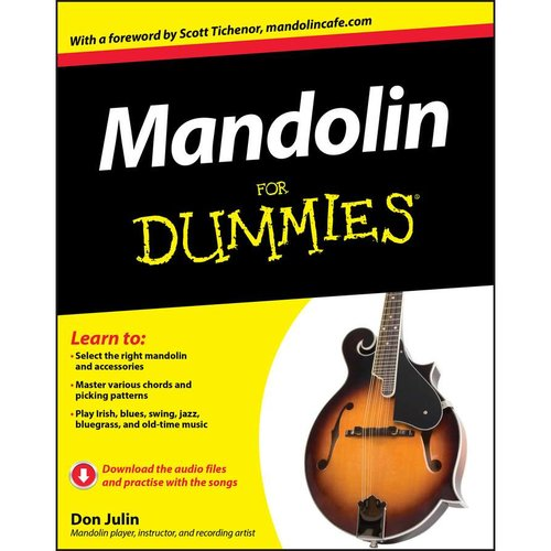 Mandolin for Dummies by