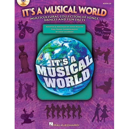 It's a Musical World : Multicultural Collection of Songs, Dances and Fun Facts for $<!---->