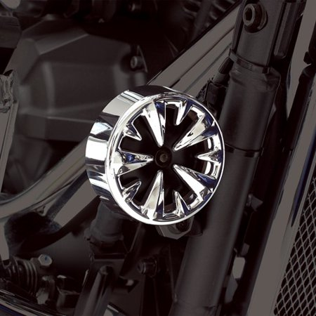 Show Chrome Accessories (55-324) Vantage Horn