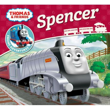 Spencer (Thomas & Friends Engine Adventures) - - Spencer Engine