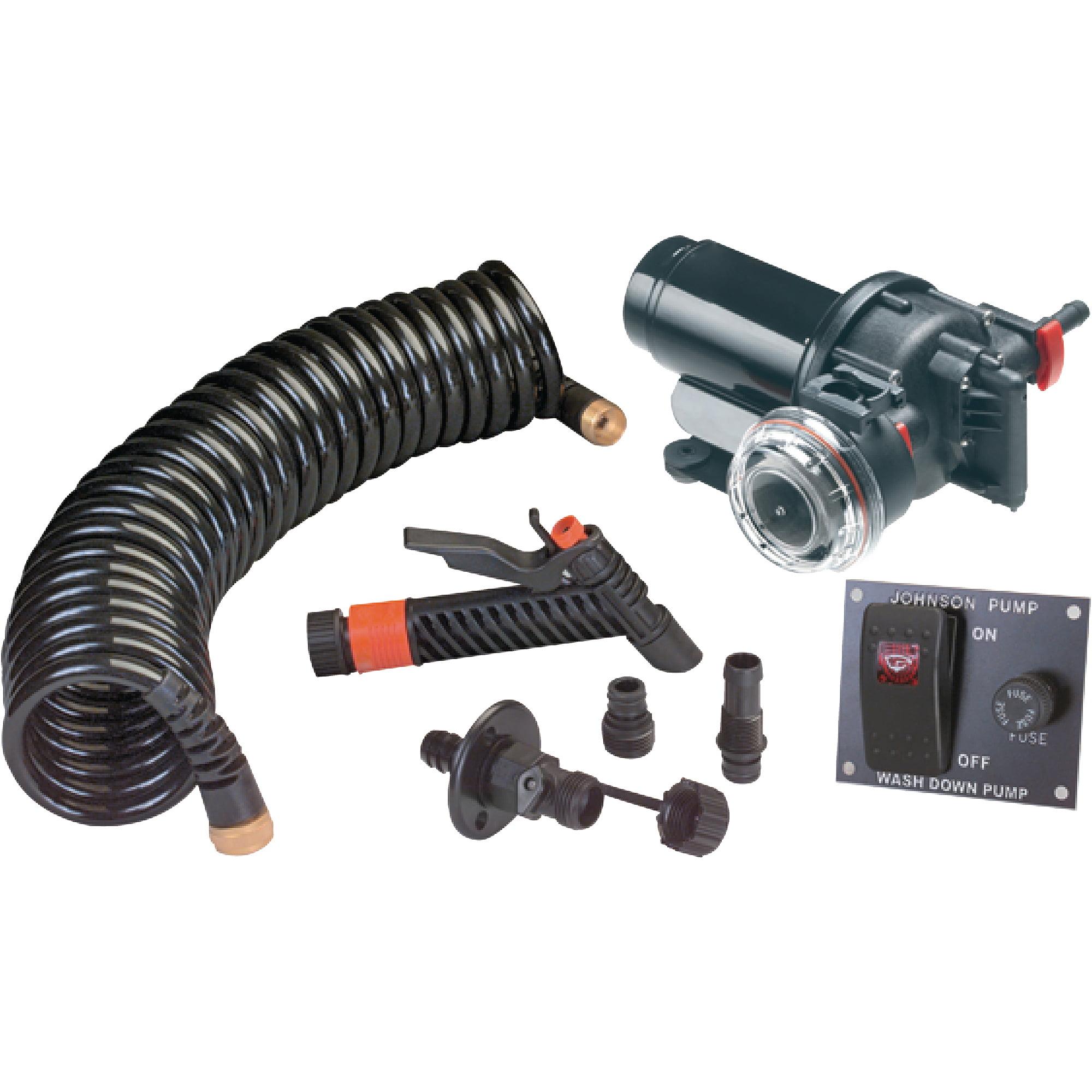 Seachoice 12V Wash Down Pump Kit by Seachoice Products