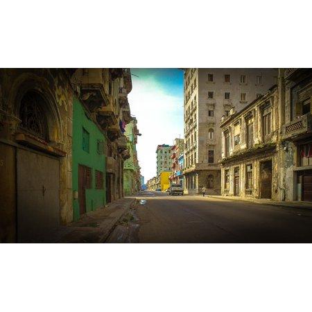LAMINATED POSTER Traveladdict Canon Photo Havana Cuba Poster Print 24 x 36 ()