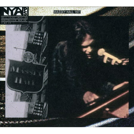 Live at Massey Hall (CD) (Includes DVD) (Halloween Live Music Hall)