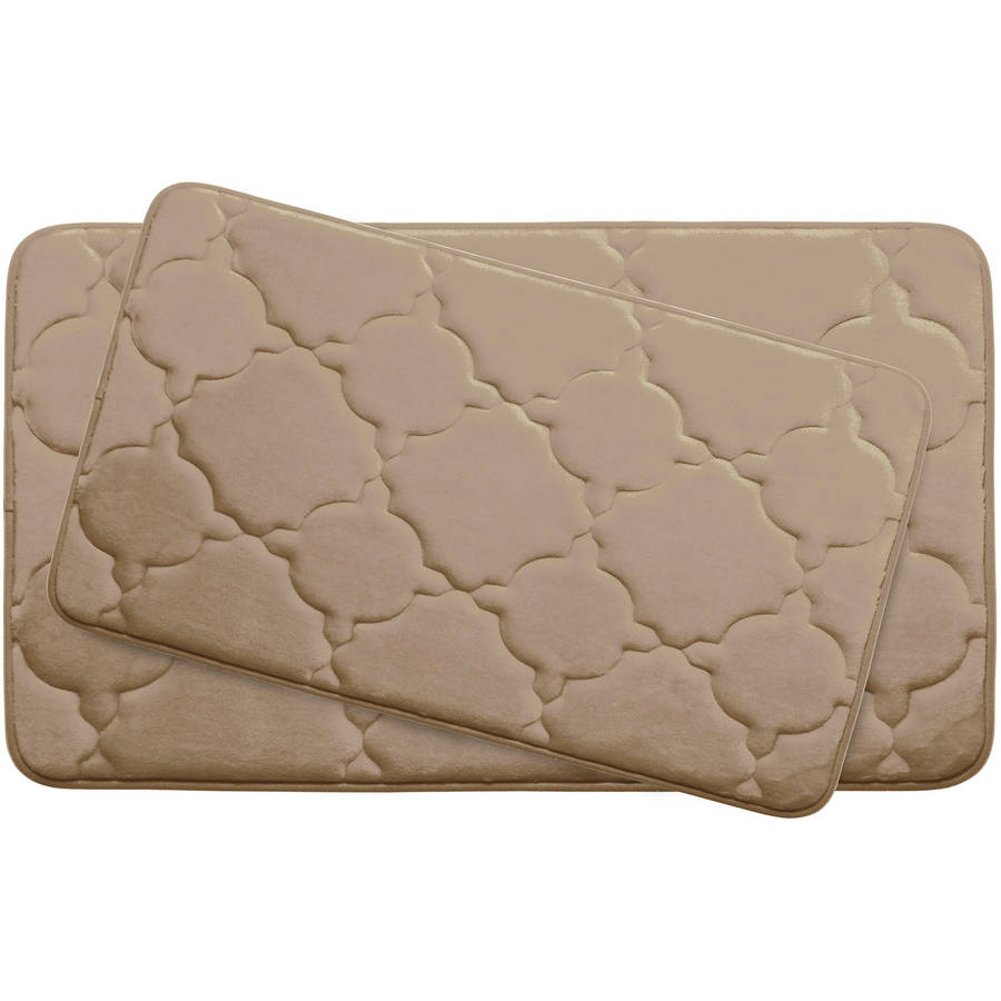 Bounce Comfort Dorothy Premium Memory Foam Bath Mat