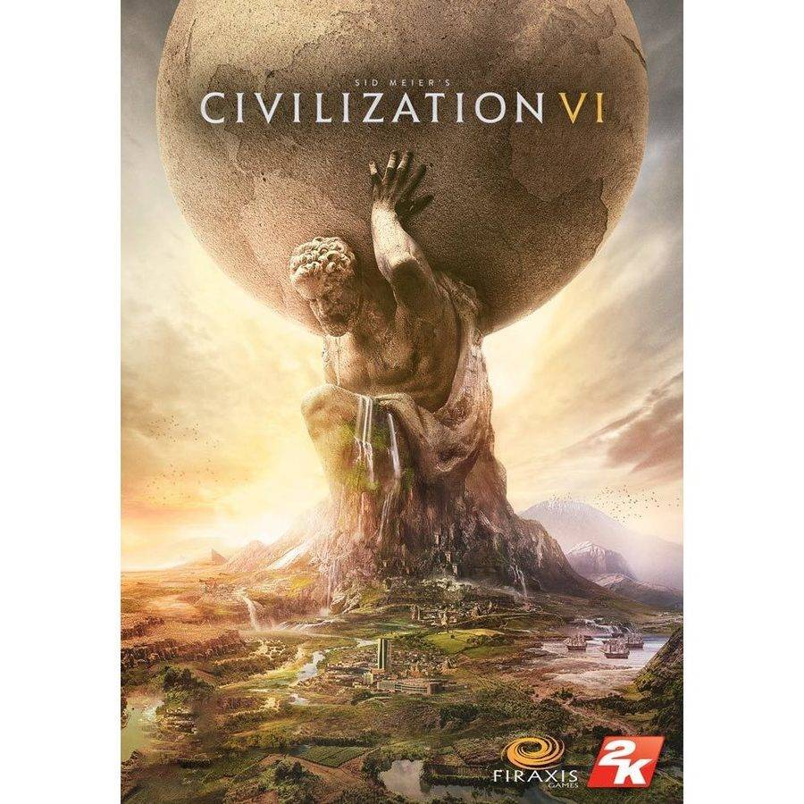 Sid Meier's Civilization VI (PC) (Email Delivery) 2K
