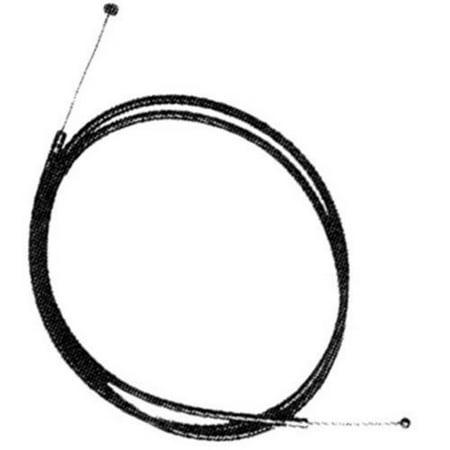 Brake Adjusting Barrel - Rotary 04-264 Mini Bike Brake Cable - 60in. Inner Cable - 60in. Casing - 3/16in. Barrel