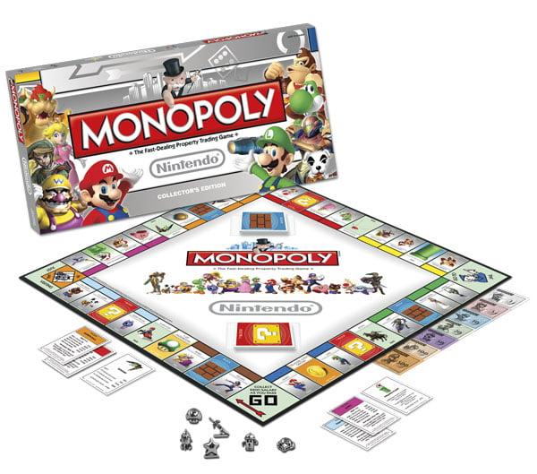 Nintendo Monopoly - Walmart.com - Walmart.com