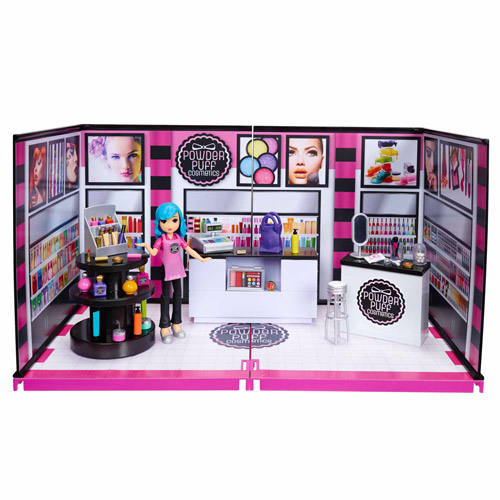 miWorld Deluxe Environment Set, Make Up