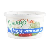 Jimmy's Ranch Vegetable Dip, 14 oz
