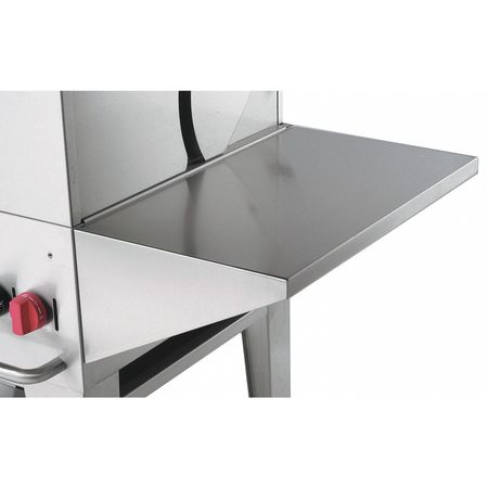Removable End Shelf CROWN VERITY RES