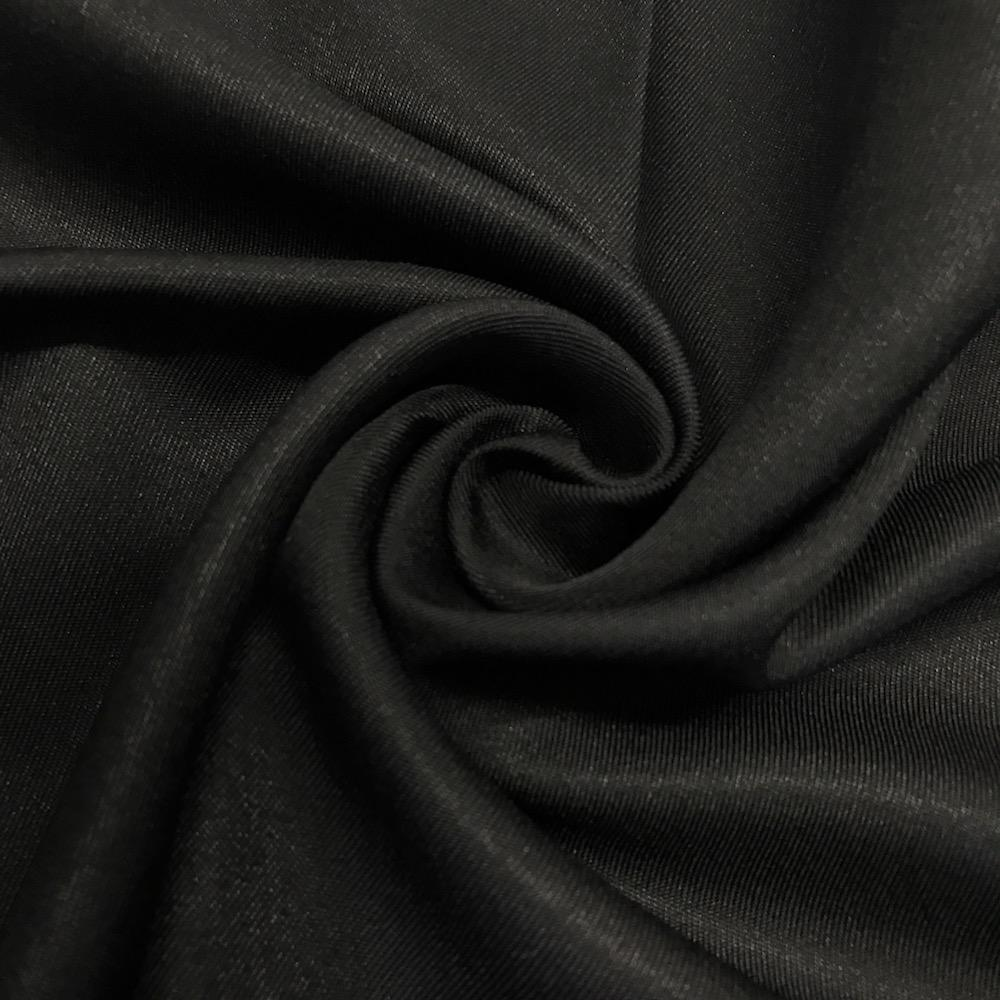 """Twill Woven Fabric Drapery Soft 60"""" Inches By the Yard (White)"""