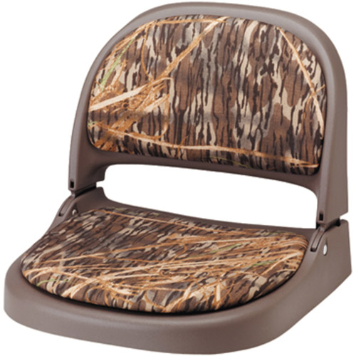 Attwood ProForm Seat, Olive Frame, Shadow Grass Insert by Attwood Corporation