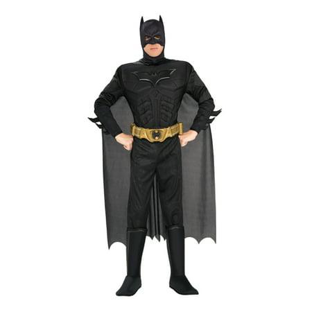 Deluxe Batman Adult Halloween Costume - Halloween Party In The City