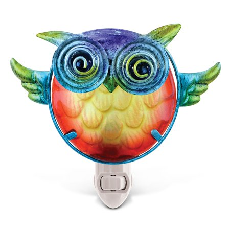 Night Light - Owl - Vintage Night Owl