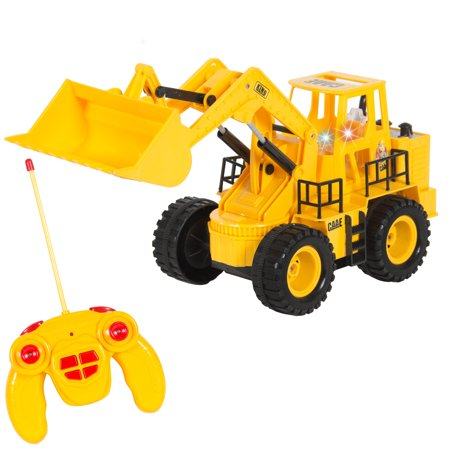 Best Choice Products Rc Remote Control Construction Tractor With