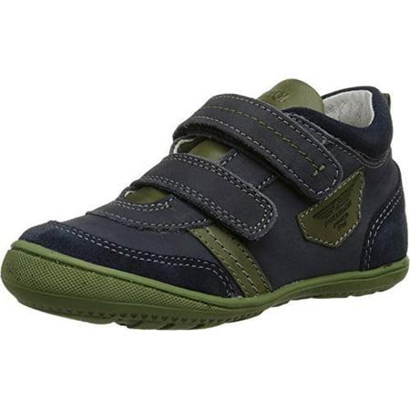Primigi Kids Baby Boy's Magic (Infant/Toddler) Blue Sneaker 18 (US 2.5 Infant) (Primigi Infant Shoes)