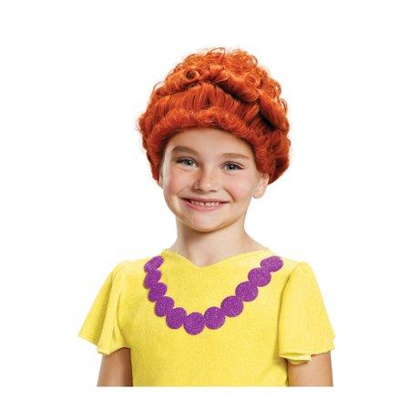 Halloween Fancy Nancy: Fancy Nancy Child Wig - Nancy Downs Halloween