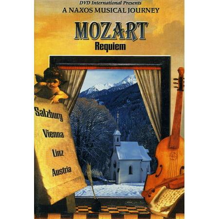 Mozart Requiem: Naxos Musical Journey (DVD)