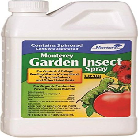 Monterey Garden Insect Spray with Spinosad Concentrate