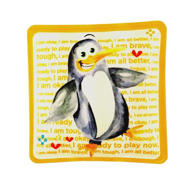 Me4kidz Cool It Buddy Reusable Ice Pack - Penguin