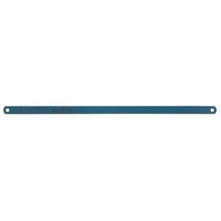 KLEIN TOOLS 1218BI-P Bi-Metal Blades, 12 In., 18 -