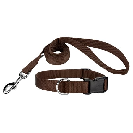 Country Brook Design® Deluxe Nylon Dog Collar and Leash
