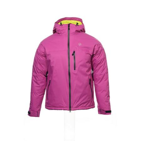 (Burton Idiom 'Continuum' Men's Purple Insulated Jacket)